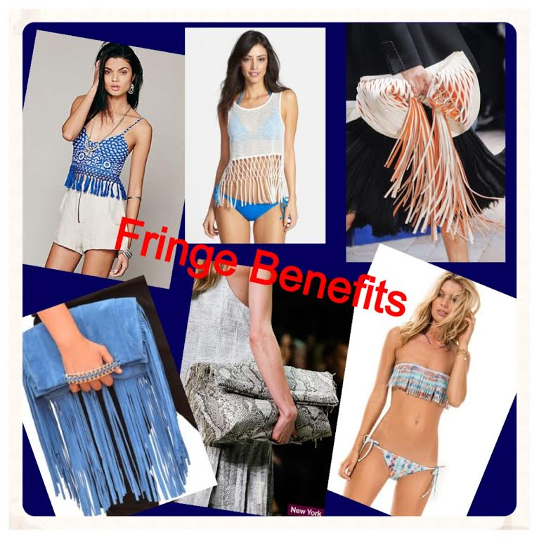 Fringe Benefits for spring