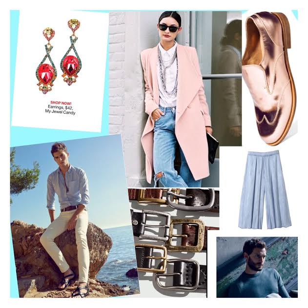Spring 2015/Personal stylist Andrea Capro