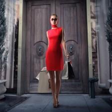 woman-walking-shopping